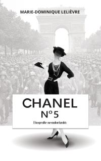 Chanel No 5 Marie Dominique Lelievre, cărţi ed RAO 2021