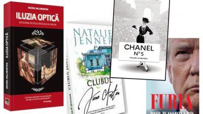 Ce cărţi citim luna asta? Noutăţi editura RAO