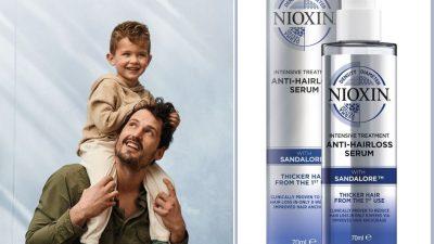 Nioxin Sandalore, serul împotriva căderii părului