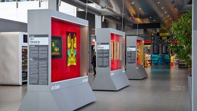 Art Safari deschide un muzeu în Aeroportul Otopeni