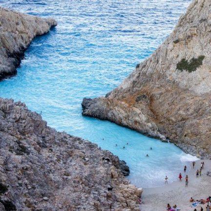 Golful Diavolului Creta