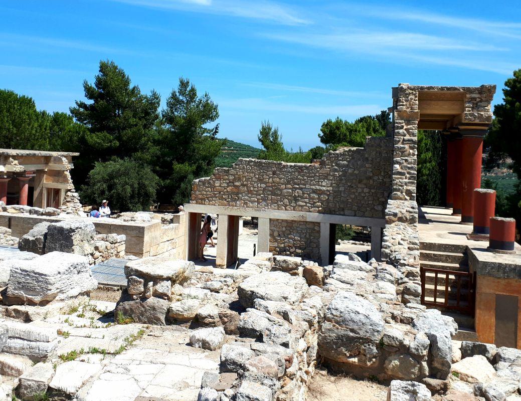 Knossos, Heraklion