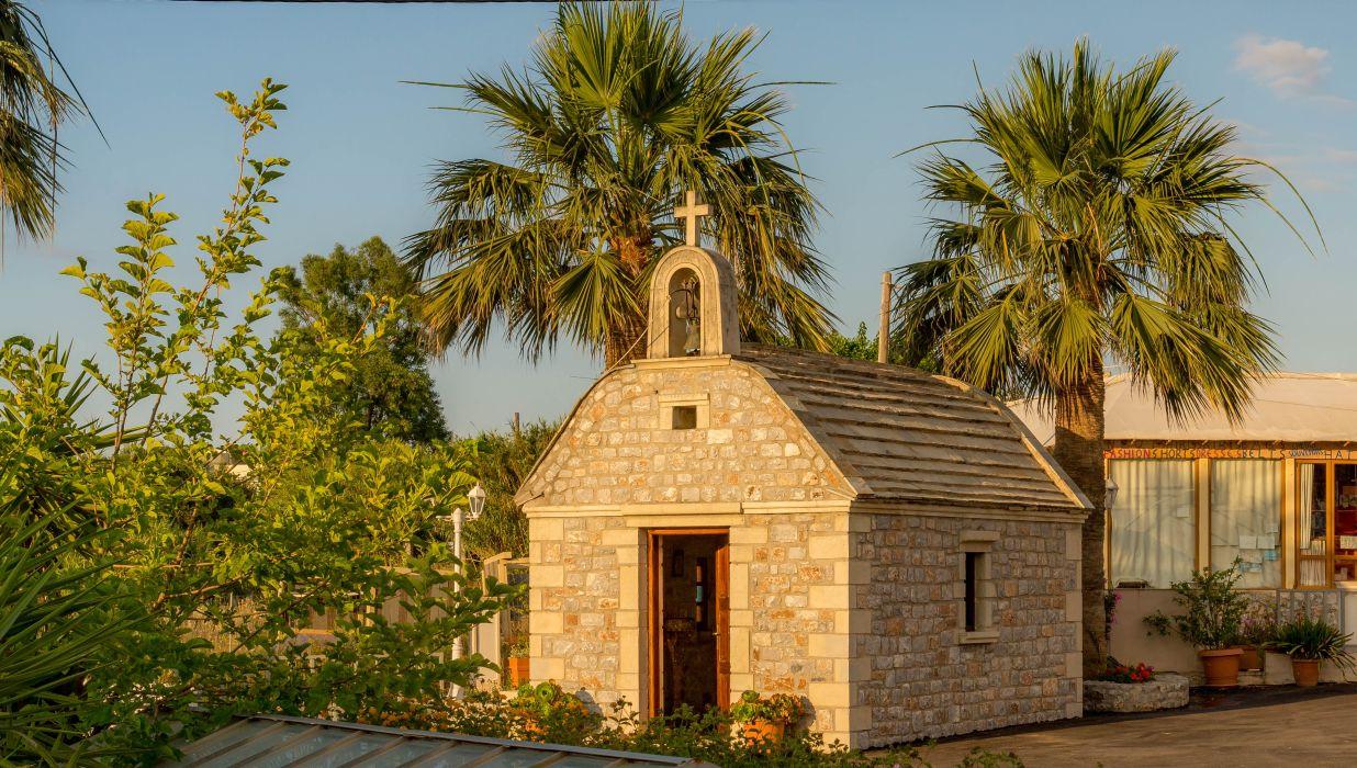 capela patio cazare