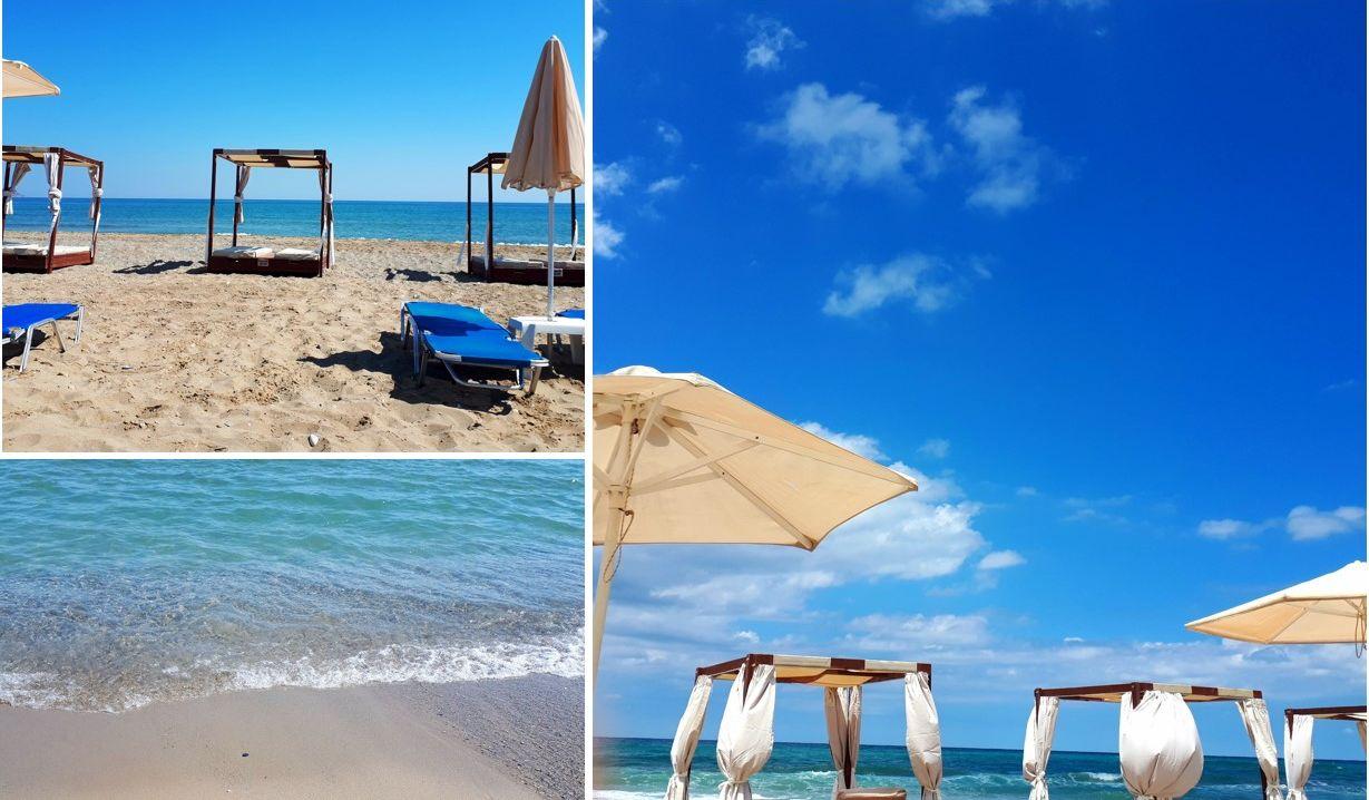 plaje, Creta