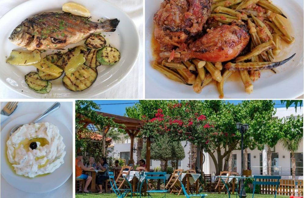 mancare grecească taverna