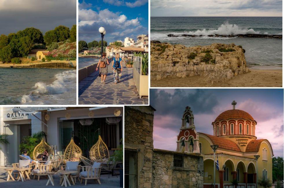Rethymno, Creta