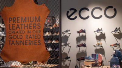 ECCO a deschis un nou magazin în București