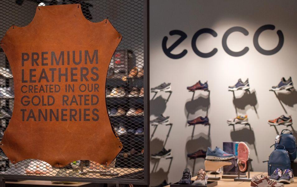 Ecco deschide un nou magazin la București
