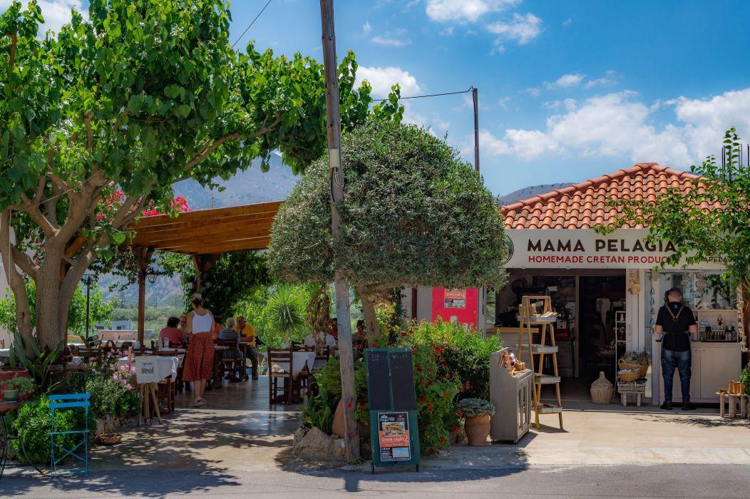 Creta, Taverna Pelagias