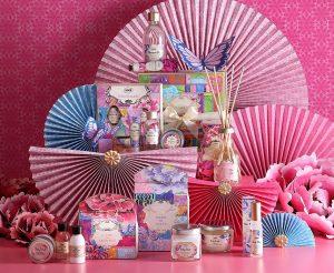 Sabon Tokyo 2021 Collection