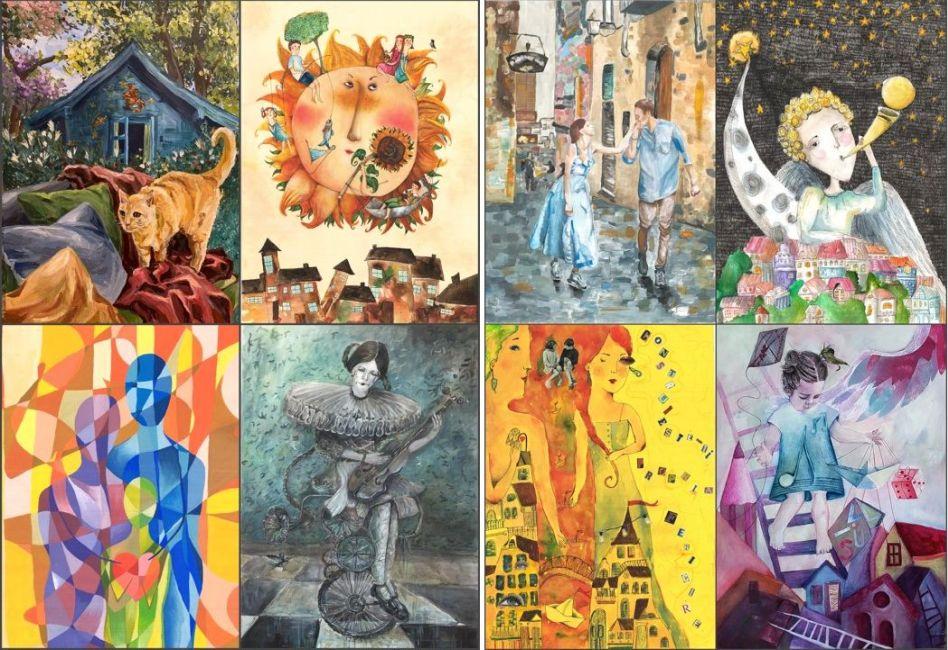 tablouri elevi Tonitza