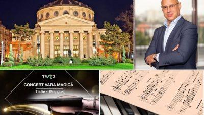 Vară Magică a ajuns la ediția a 10-a: program, recitaluri, formații și artiști