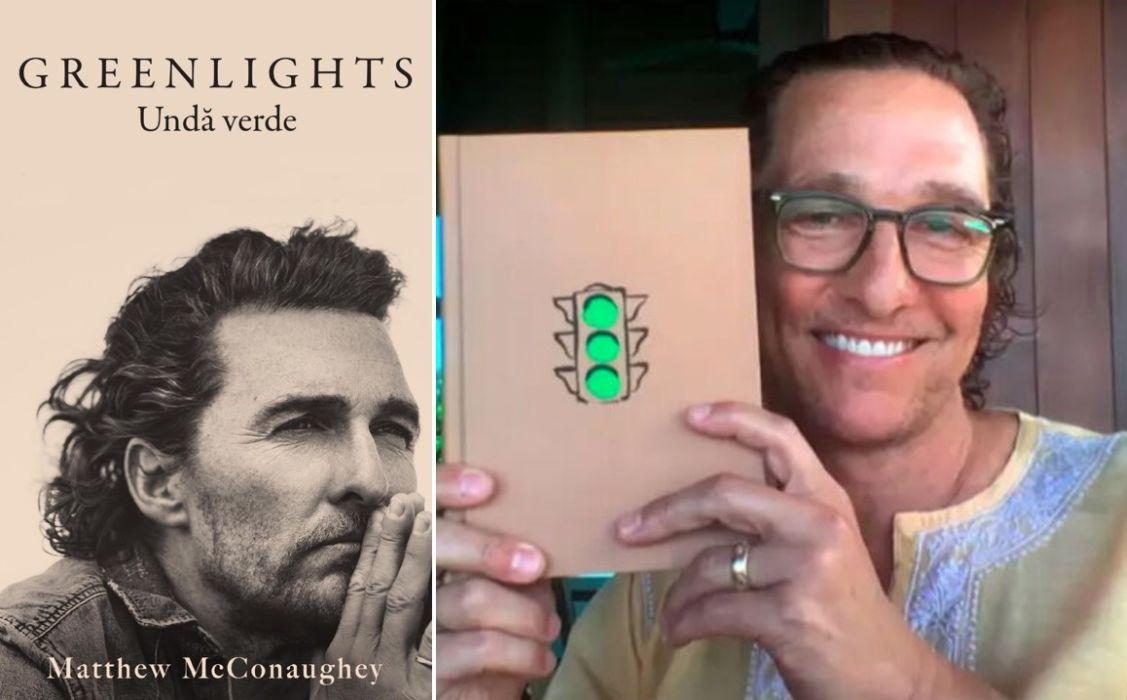 Greenlights Undă Verde, de Matthew McConaughey