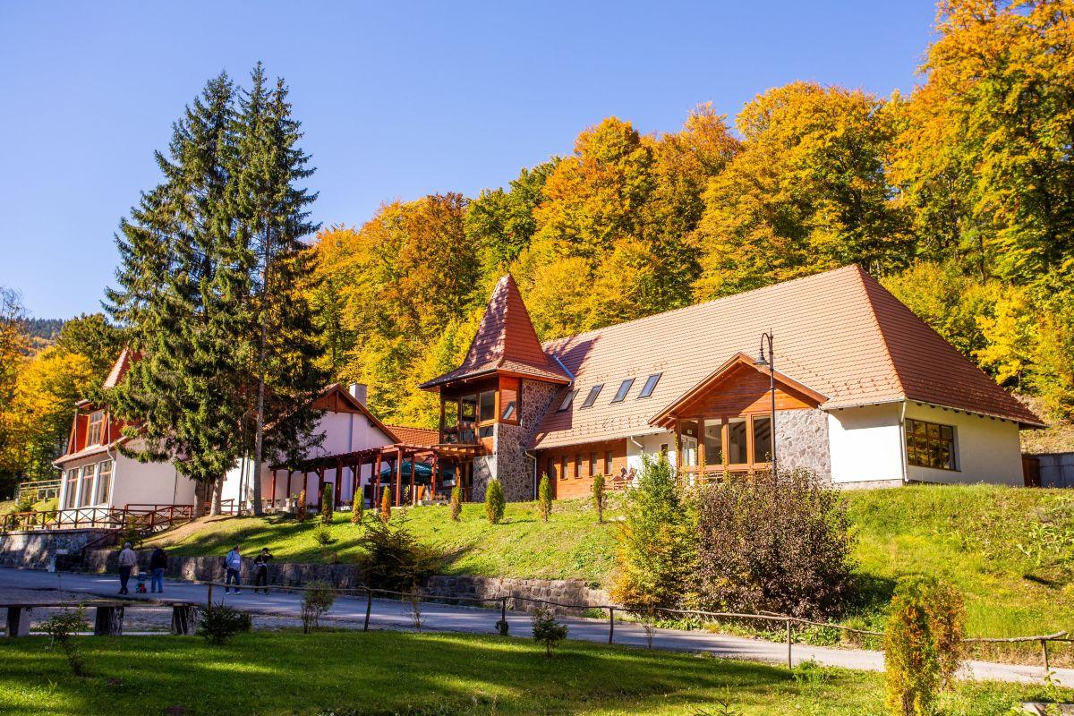 Stațiunea Șugaș, Munții Baraolt