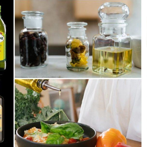 vinegreta sos si marinadă ulei și oțet
