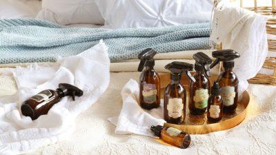 Parfumuri pentru țesături – colecții noi de la Sabon