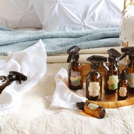 SABON noua colecție de parfumuri pentru țesături