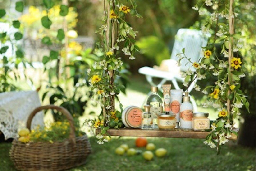Sabon Citrus Blossom New Collection