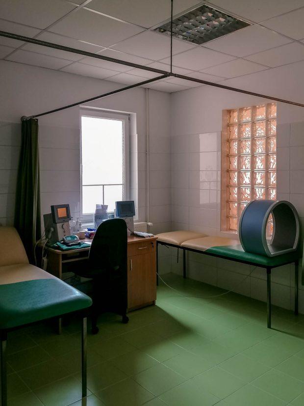 Cabinet de tratament