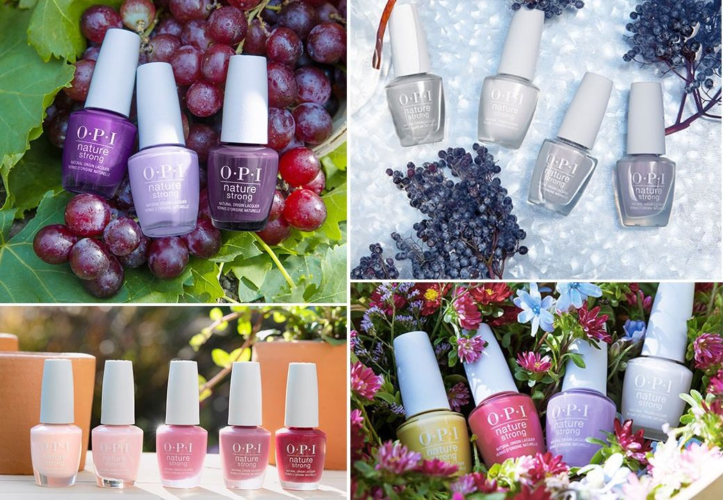 OPI Nature Strong Collection